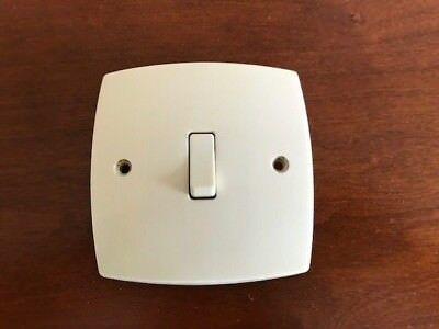 1960s vintage light switch (5 available)