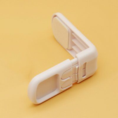 Right Angle Wardrobe Drawer Lock Multifunctional Children's Safety Lock ZJ