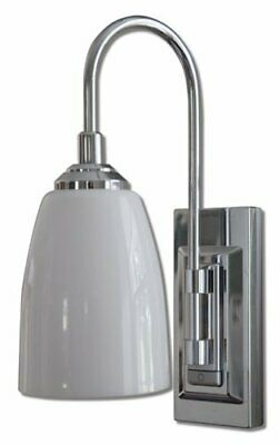 Rite Lite LPL780C Battery-Operated LED Classic Chrome Wall Sconce