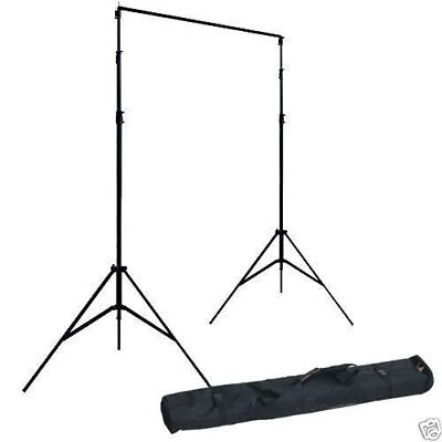Adjustable 3X2.8M 10Ft*9Ft Pro Portable Heavy-Duty Backdrop Support System Bag