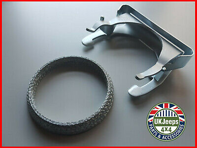 Jeep Grand Cherokee 2.7 CRD Exhaust Turbo Fitting Clamp & Gasket Kit Correct Fit