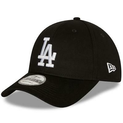 New New Era 940 Strapback LA Dodgers - Black / White