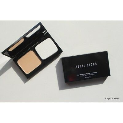 Bobbi Brown Skin Weightless fond de teint poudre douceur 3 Beige