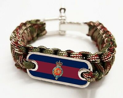 The Household Cavalry Paracord rope Bracelet