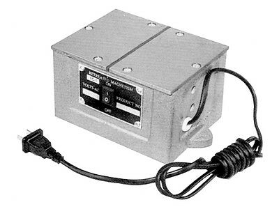 Heavy Duty Demagnetizer Type 2 (115V~Single Phase)