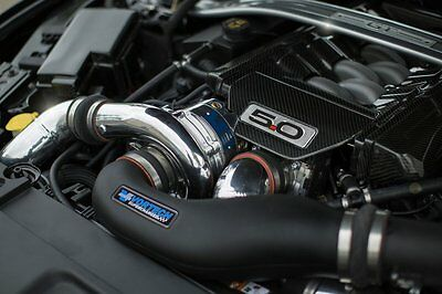 Vortech Ford Mustang GT 5.0L 15-17 V-3 Si Satin Supercharger Intercooled Tuner