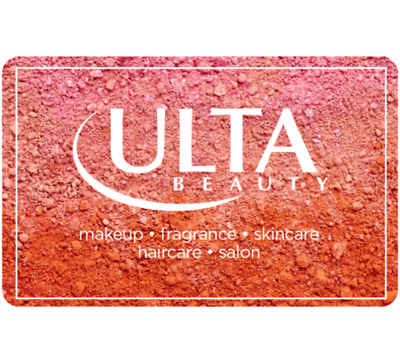 Get a $100 Ulta Beauty Gift Card for only $90 - Via Fast Email delivery