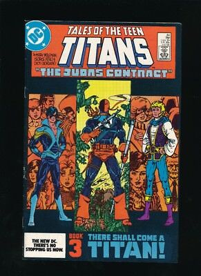 TALES OF THE TEEN TITANS #44 DC COMICS 1984 1ST APPEARANCE NIGHTWING UNPRESSED d