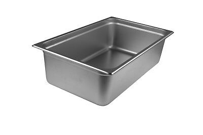 Steam Table Pan, 1/1 size, Stainless Steel, STPF246