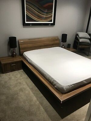 cheap nolte mobel king size bed frame and mattress with nolte mbel