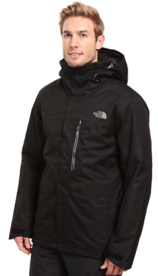 2bdef1cf4aff THE NORTH FACE Men Gatekeeper Jacket TNF Black Size L -  139.99 ...