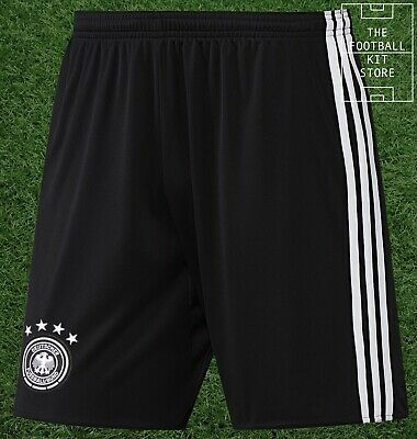 Germany Home Shorts - Official adidas Football Shorts - Mens - All Sizes