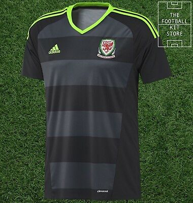 Wales Away Shirt - Official adidas Football Jersey - Mens - All Sizes