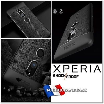 Etui Coque Housse Silicone shockproof Case cover Sony Xperia XA2,ultra XZ2 ou L2
