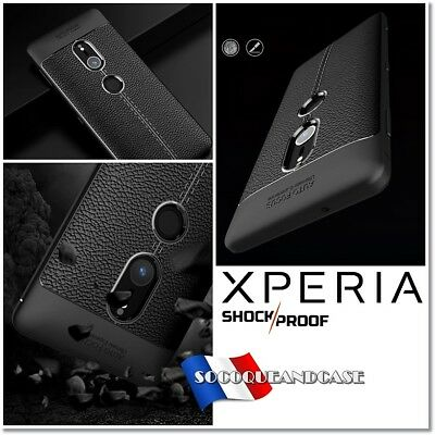 Etui Housse Silicone shockproof Case cover Sony Xperia XA2,ultra + XZ2 L2 XZ3