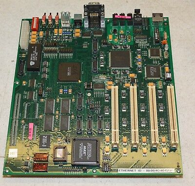NEC DBB-VRC5477 Development Board Evaluation
