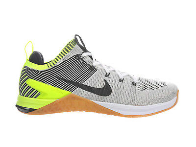 check out 35af4 6c329 NEW MENS NIKE Metcon Dsx Flyknit 2 Cross Training Shoes Trainers White    Black -  149.99   PicClick