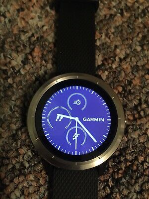 Garmin Vivoactive 3 GPS Smartwatch with Built-In Sports Apps and Wrist HRM