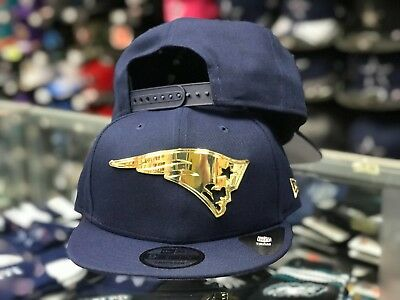 ... good new england patriots metal frame 9fifty snapback new era nfl navy  gold hat 5e308 127ea bac9e8ce1213