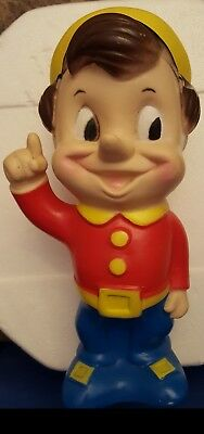 Kelloggs Snap Crackle and Pop vintage figurine 1970's rare collectible!