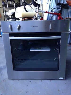 Oven Westinghouse Stainless Steel 600mm X 600mm