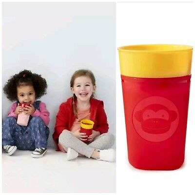 Skip Hop Turn & Learn Training Cup Toddler  Variable Flow - Monkey
