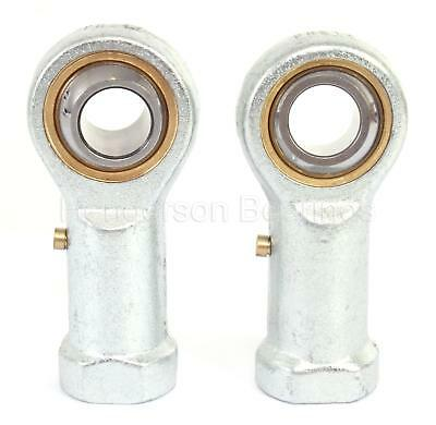PHS6L 6mm Female Rod End Bearing M6 Left Hand (Pack of 2) Brand RVH
