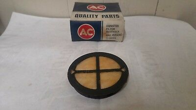 New in box NOS AC A453C vapor canister filter 1970-76 Buick Olds Pontiac