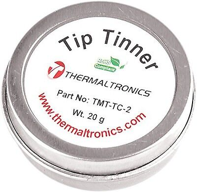 Thermaltronics TMT-TC-2 Lead Free Tip Tinner (20g) in 0.8oz Container by Ther...