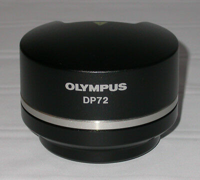 Olympus Dp72 12.5 Mp Cooled Digital Color Camera