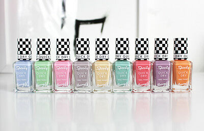 Barry M Speedy Paint Quick Dry Nail Polish 10ml