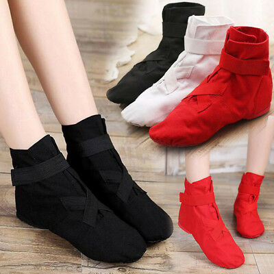 """Leather Dance Slippers /""""Dancing Gymnastic Shoes Women Kids Wholesale/"""""""