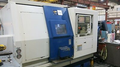 """10"""" Chuck  2.5"""" Bar 20HP Tools 3500 RPM Low Hrs Stronger than Haas ST VID NO RES"""