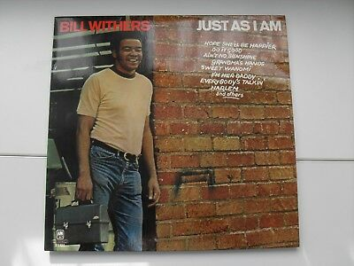 Bill Withers  - Just As I Am -  LP Vinyl
