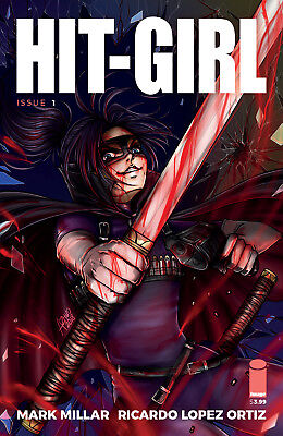Hit Girl #1 Port City Comics Exclusive Anna Zhuo Variant - Signed w/ COA / 100