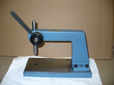 Janesville Tool Manual Deep Throat  Arbor Press  DT-500 Made in the  USA  * NEW*