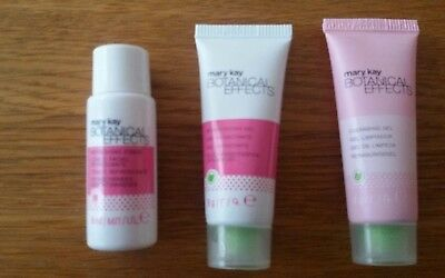 Mary Kay Botanical Effects Set 3 tlg. Reisegröße/MINI Neu