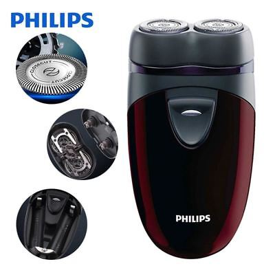 Original Philips Electric Shaver Razor PQ206 With Two Floating Heads For Men's
