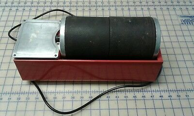 Used Chicago Electric Dual Drum Rotary Rock Tumbler #90979