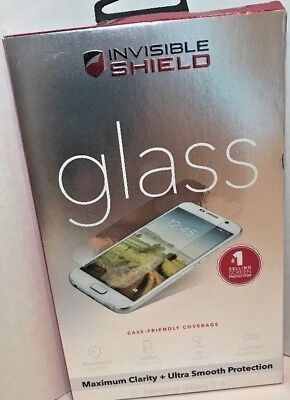 ZAGG invisibleSHIELD Glass Screen Protector for Samsung Galaxy S6