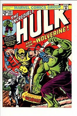 The Incredible Hulk # 181  9.0 VF/NM 1st appearance of Wolverine