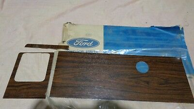 Genuine Ford Zh Fairlane Nos Glovebox Lid Cover