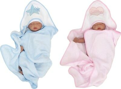 Bathrobe Baby Bath Towel with Hoodie Towel Hooded Bath Towel 75x75cm