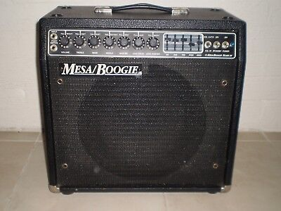 Mesa Boogie Mk3  1 x 12 Reverb/Graphics Combo (Red Stripe)