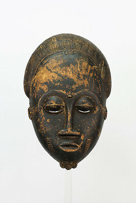 Baule portrait mask, estate purchase