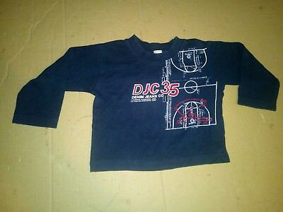 t-shirt tiny ted 12/18mois