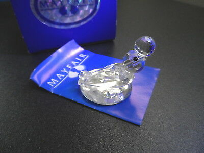 Seal  -  Mayfair Austrian Crystal Signed By Alan Bowes