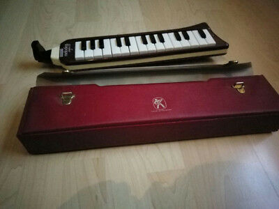 Hohner melodica piano 27 ,Made in Germany, gut gebraucht