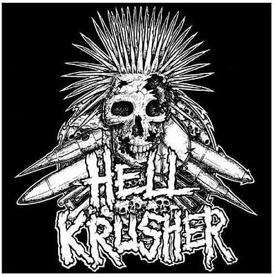 Hellkrusher - Recorded Works Lp (1993-1994) Uk Crust-Punk / Limited 500 !!!