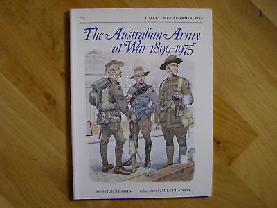 Osprey Men at Arms 123 The Australian Army at war